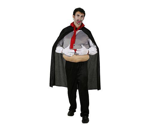 Disfraz de vampiro gordo, adulto
