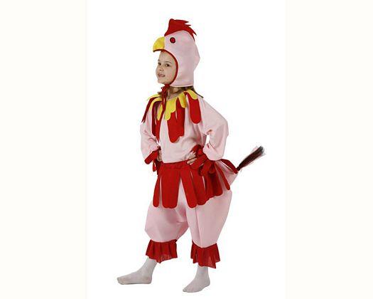 Disfraz de gallina, 10-12 años