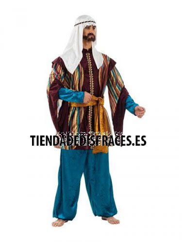 Disfraz de Paje Tuareg adulto deluxe