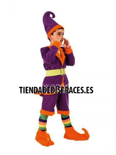 Disfraz de Elfo Lilvast infantil deluxe