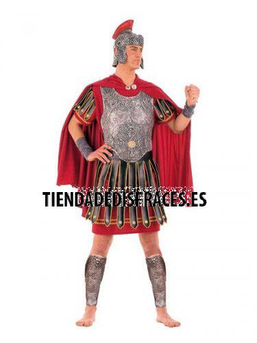 Disfraz de Romano látex adulto superluxe