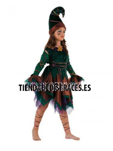 Disfraz de Elfa infantil deluxe-