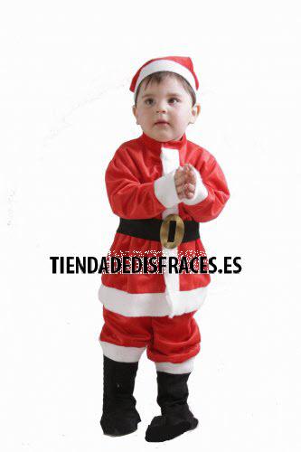 Disfraz de Papa Noel 18 meses