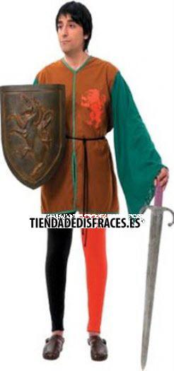 Disfraz medieval 21 €