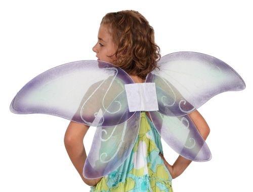 Accesorio carnaval alas mariposa, 39x57cms