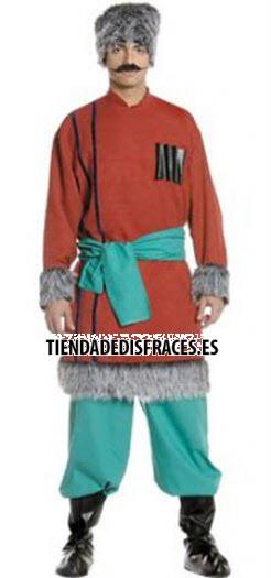 Disfraz de Cosaco 30 €