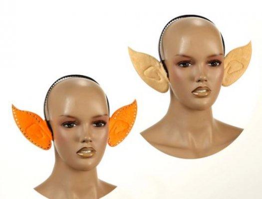 Diadema orejas puntiagudas