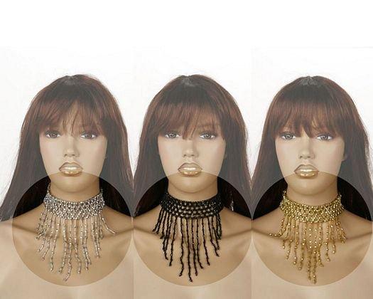 Collar 3 colores  25x18 cm