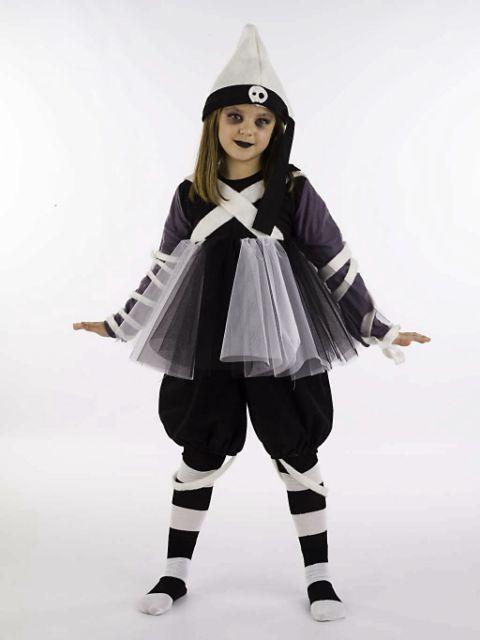 Disfraz de  Bailarina Gotica