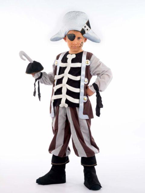 DIsfraz pirata garfio