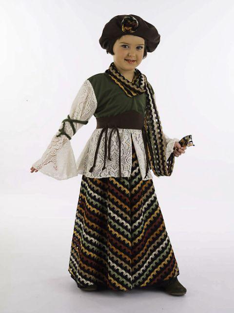 Disfraz Bohemia francesa