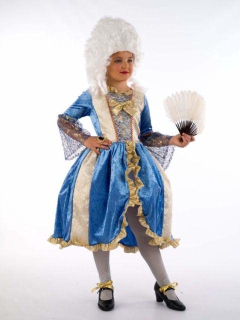 Disfraz Dama epoca Mª Antonieta