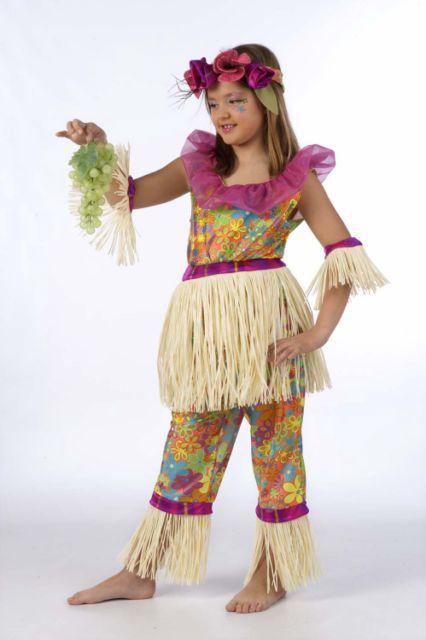 Disfraz Hawaiana