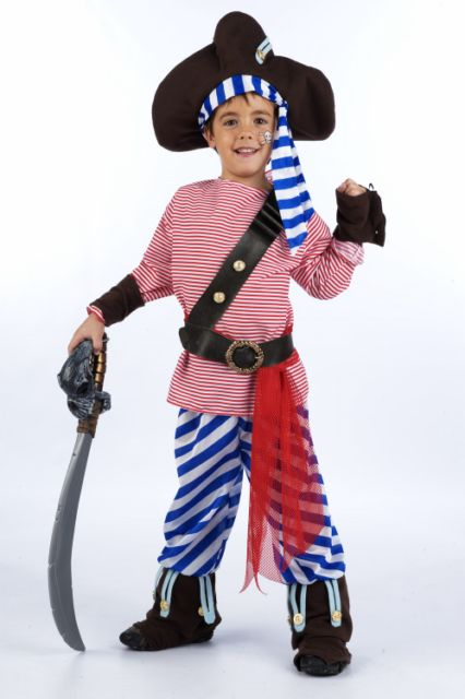 Disfraz Pirata Aventurero