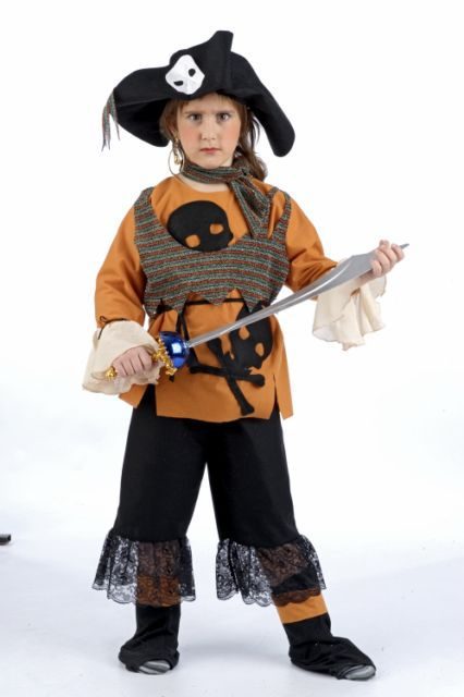Disfraz Pirata Malvada