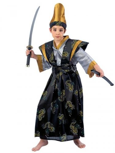 Disfraz Samuray Takeda