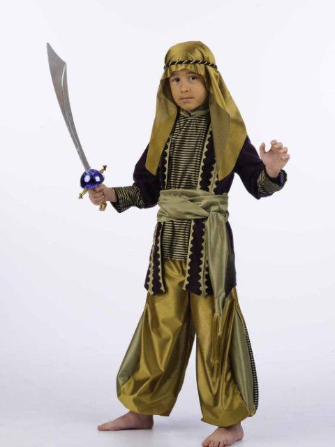 Disfraz Tuareg Mudejar