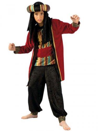 Disfraz Tuareg Rojo
