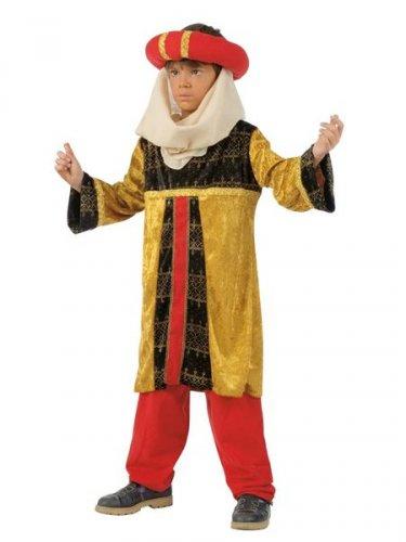 Disfraz Tuareg oro