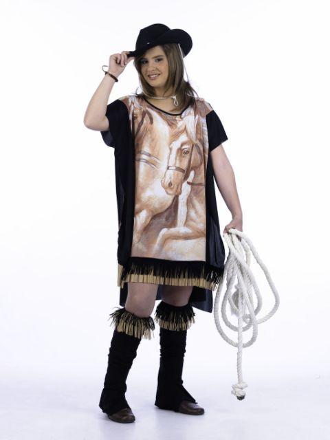 Disfraz Vaquera Rodeo