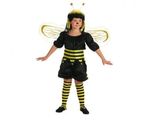 Disfraz de Abeja Talla S (4-6 años)