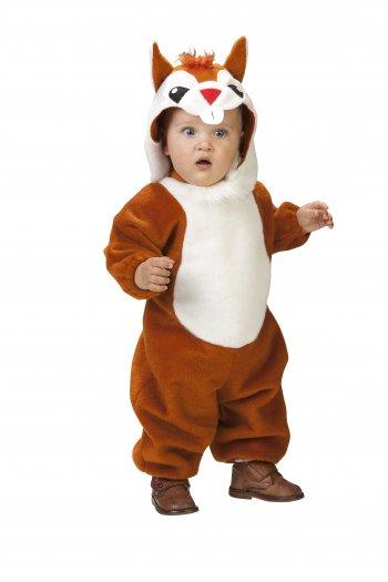 Disfraz de Ardilla 18 meses