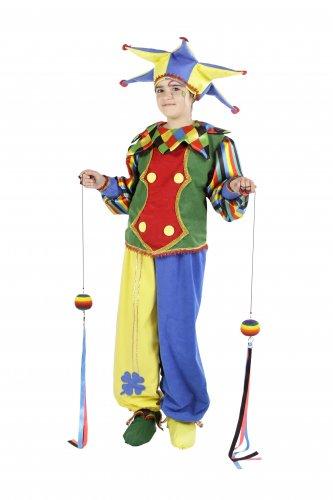 Disfraz de Arlequin niño talla 0 - 3 años, talla 0