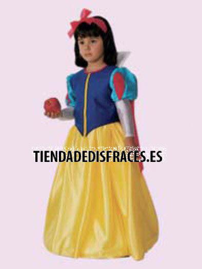 Disfraz de Bella Nieves infantil 11 a 13 años