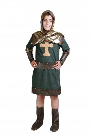 Disfraz de Cid infantil talla 3 a 5 años, talla 1