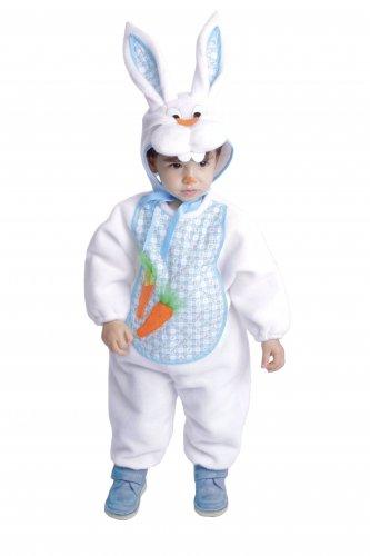 Disfraz de Conejito infantil talla 18 meses