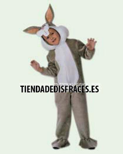 Disfraz de Conejo Talla 44