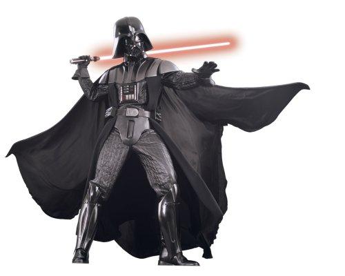 Disfraz de Darth Vader Edición Suprema con casco Colección