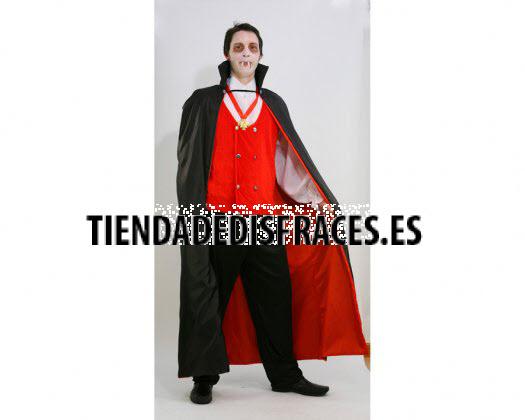 Disfraz de Drácula