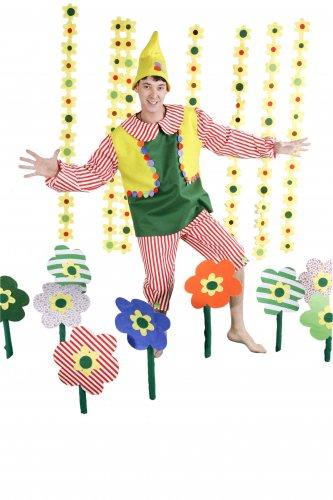 Disfraz de Elfo, adulto.