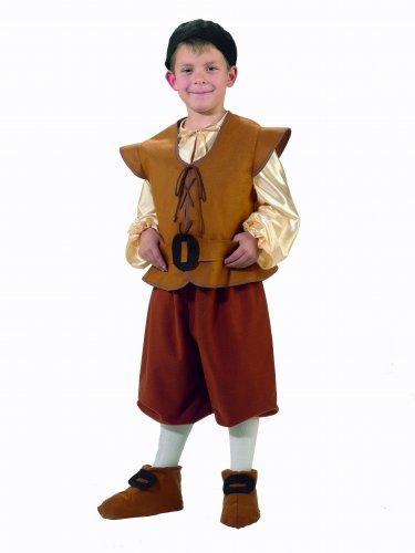 Disfraz de Escudero Infantil talla 11 - 13 años, talla 5