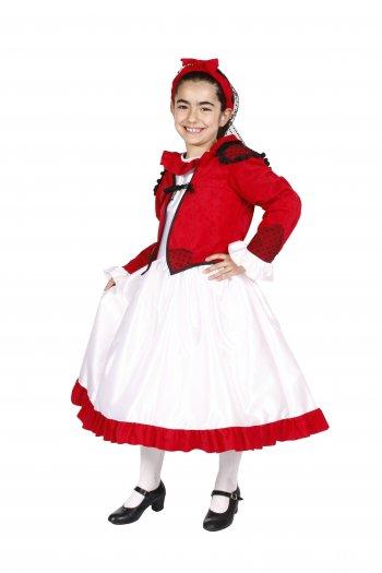 Disfraz de Goyesca infantil talla 0 a 3 años, talla 0