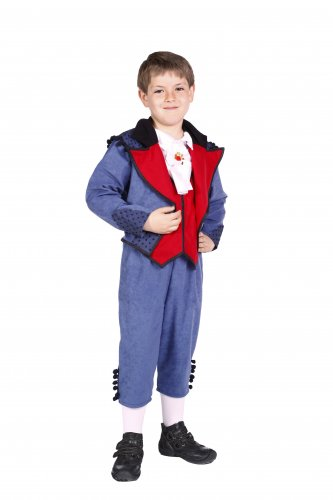 Disfraz de Goyesco infantil talla 7 a 9 años, talla 3
