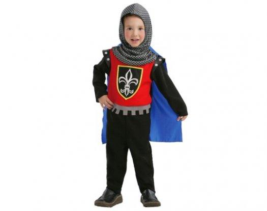 Disfraz de Guerrero de las cruzadas niño 2-4 años