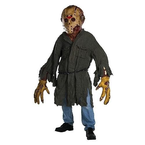 Disfraz de Jason Creature Reacher adulto