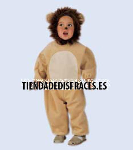 Disfraz de León, 18 meses