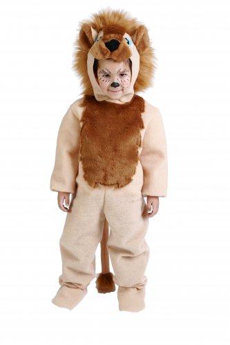 Disfraz de Leon Infantil 3 a 5 años, talla 1