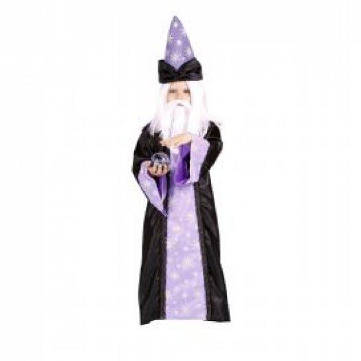 Disfraz de Mago infantil talla 0 a 3 años, talla 0