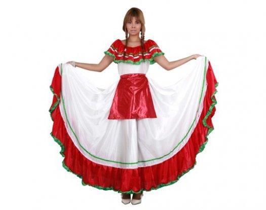 Disfraz de Mejicana adulta económico