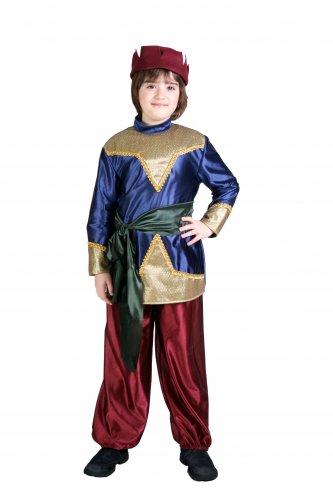 Disfraz de Paje infantil 3-5 años, talla 1