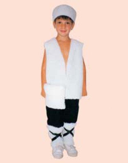 Disfraz de Pastor, talla 7-9 años