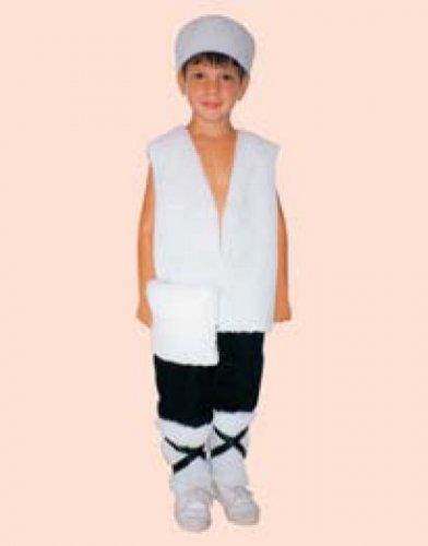 Disfraz de Pastor, talla 1-3 años