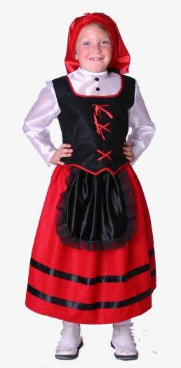 Disfraz de Pastora infantil 11-13 años, talla 5