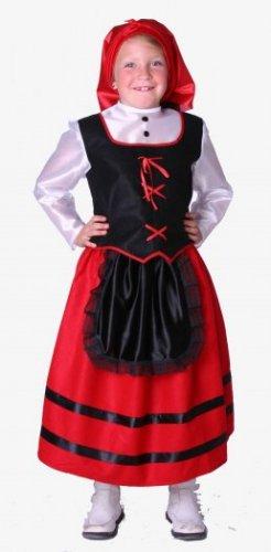 Disfraz de Pastora infantil 1-3 años