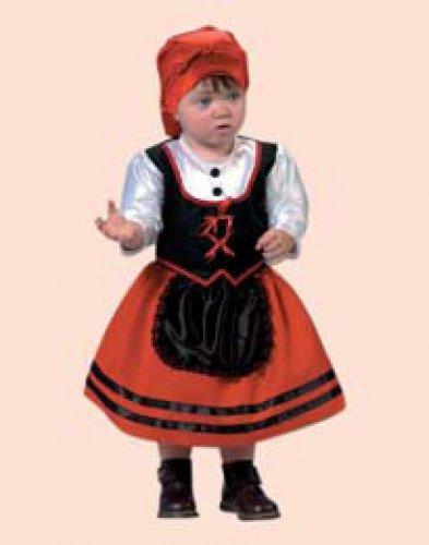 Disfraz de Pastorcilla 18 meses
