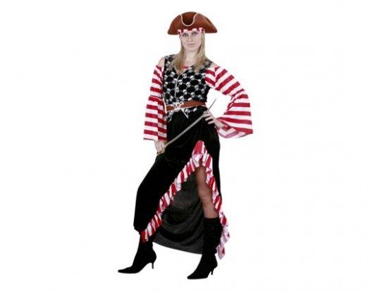 Disfraz de Pirata Corsaria